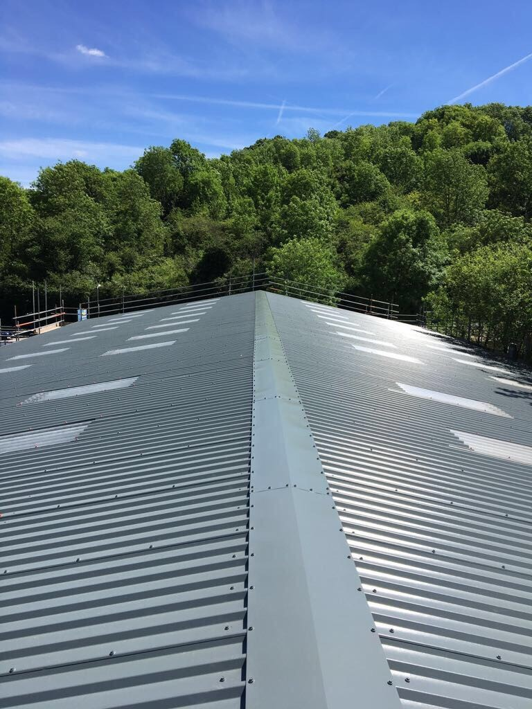Roofing Case Study Carringtons Building Amp Civil